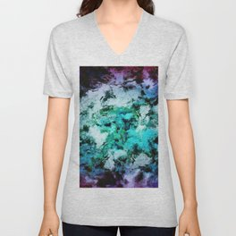 Cool places Unisex V-Neck