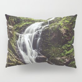 Wild Water - Landscape and Nature Photography Pillow Sham