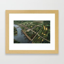 Clonmel Siege Framed Art Print
