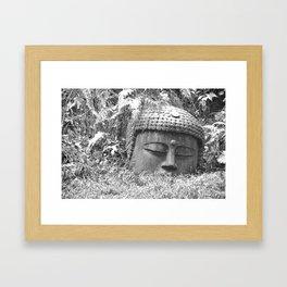 Da Fo Framed Art Print