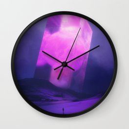 The World Within Wall Clock