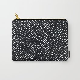 Guinea Fowl Print Carry-All Pouch