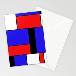 Mondrian #69 Stationery Cards