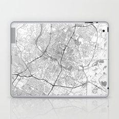 Austin Map Line Laptop & iPad Skin