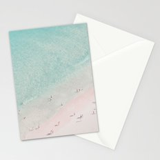 beach - summer of love III Stationery Cards