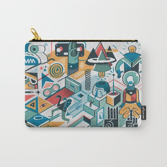 mindstream Carry-All Pouch