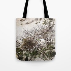 London tales Tote Bag