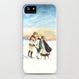 Reunion iPhone Case