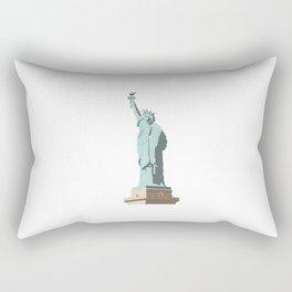Statue of Liberty Rectangular Pillow