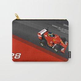 Micro Ferrari F14T De la Rosa Carry-All Pouch