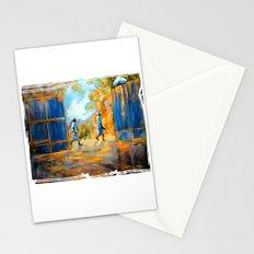 The Blue Gates /Haiti Stationery Cards