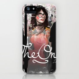 The One iPhone Case