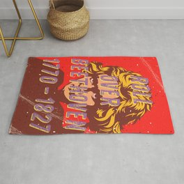 Roll over Beethoven – A Hell Songbook Edition Rug