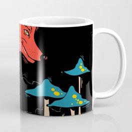 Traveller Coffee Mug