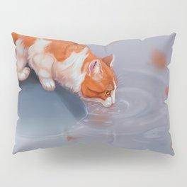 Koi Cat Pillow Sham