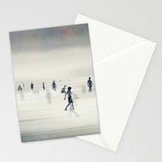 floating on light Stationery Cards