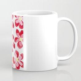 Posey Power - Red Multi Coffee Mug