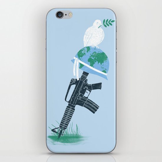 'Peace Within' iPhone & iPod Skin