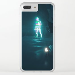 Technotopia Clear iPhone Case
