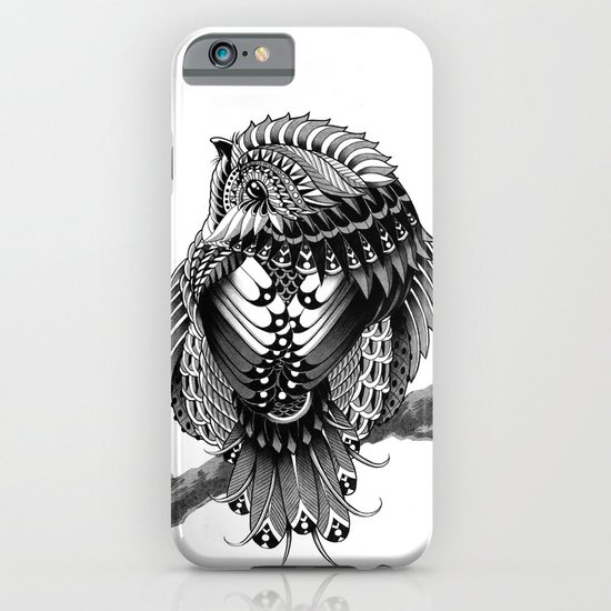 Chickadee iPhone & iPod Case