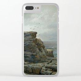 William Stanley Haseltine - Santa Maria A Cetrella  Anacapri Clear iPhone Case