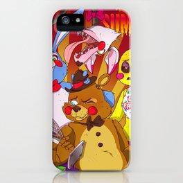 FNAF Summer (Toys version) iPhone Case