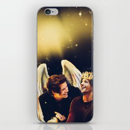The Angel and The Prince iPhone Skin