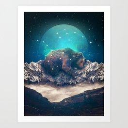 Under the Stars | Ursa Major Art Print