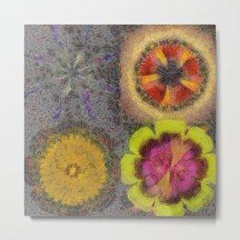 Tafwiz In The Altogether Flower  ID:16165-044136-98450 Metal Print