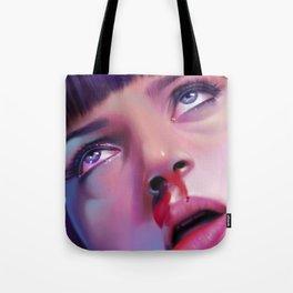 Mia Wallace - Pulp Fiction Tote Bag