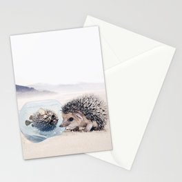Unconditional Love II Stationery Cards