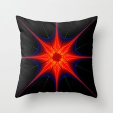 Starry Starry Throw Pillow