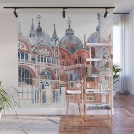 Basilica San Marco, Venezia Wall Mural