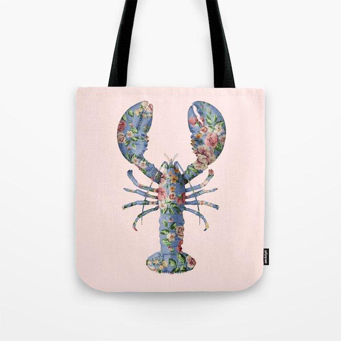 Fl Lobster Tote Bag