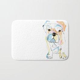 Bulldog Colour Bath Mat
