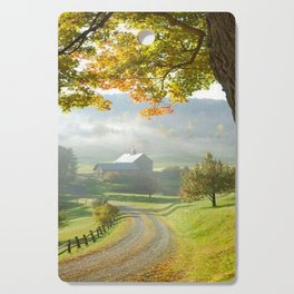 COUNTRY ROAD1 Cutting Board