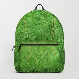 Beautiful Wild Nature - Great Horsetail Backpack