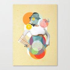 Fresh breath Canvas Print