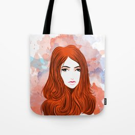 Emotion Girls Tote Bag