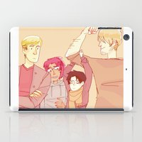 snk iPad Cases featuring SNK Buddies by rhymewithrachel
