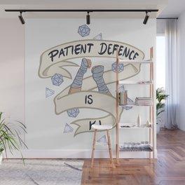 Patient Defense Is Ki Wall Mural