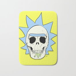 Skull of Rick Bath Mat