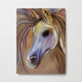 Misson Horse Metal Print