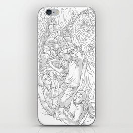 BombChild iPhone Skin