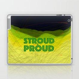 Stroud & Proud - Green is The New Black Laptop & iPad Skin