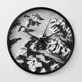Greenland #5 Wall Clock
