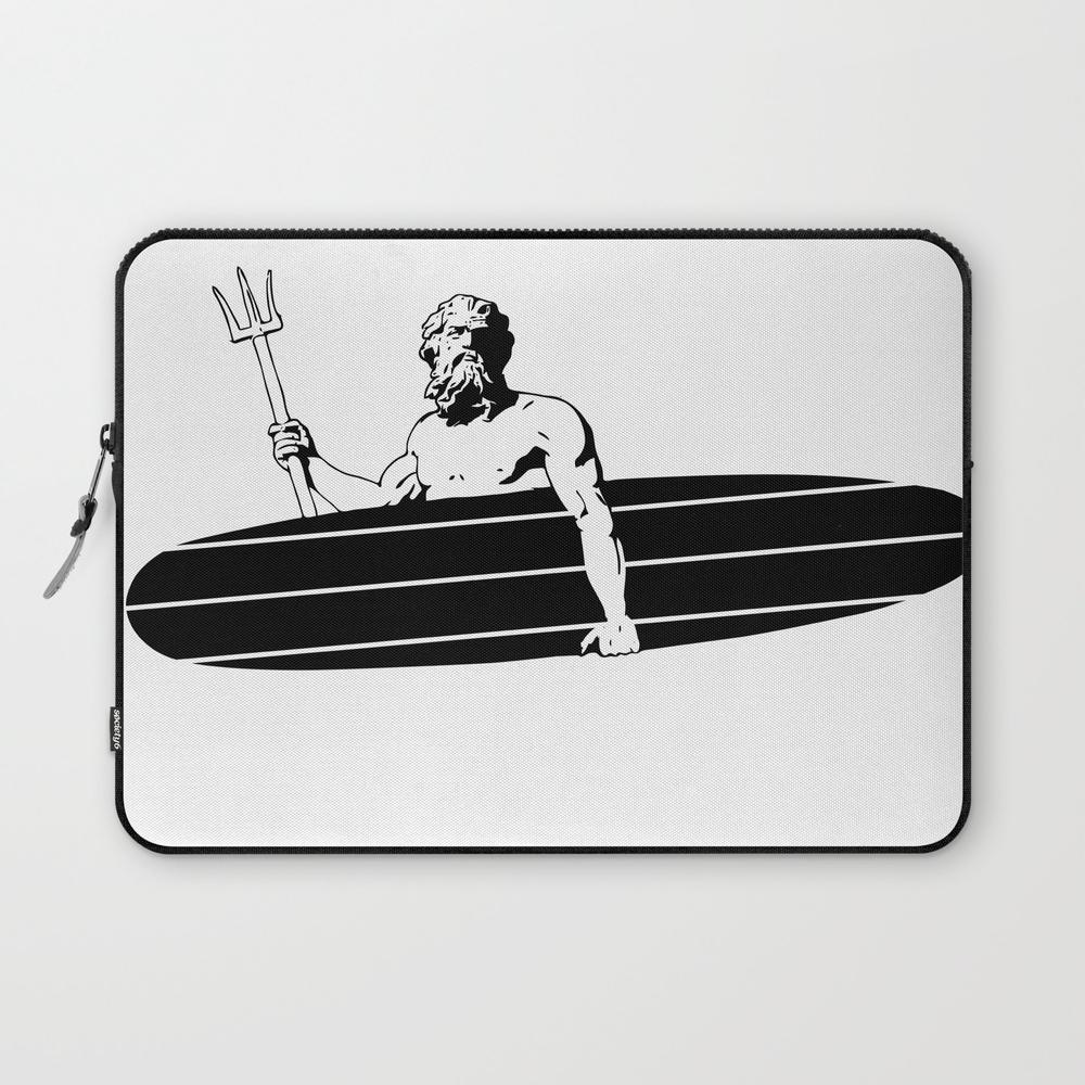 Surf God Laptop Sleeve LSV8309865