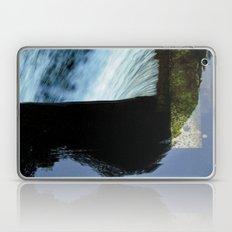 Reflective Waterfall Laptop & iPad Skin