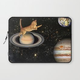 Cat.In.Space. Laptop Sleeve