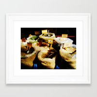 spice Framed Art Prints featuring Spice by Madison Webb